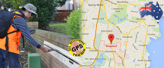 Letterbox Distribution Kingsford
