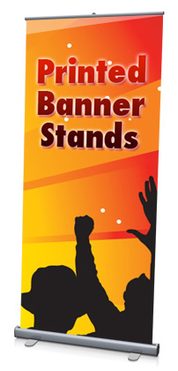 Single Sided roll up Stand Printing